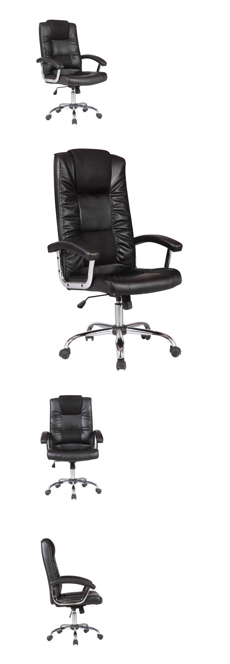 Varidesk exec 40 review varidesk pro desk 60 darkwood review workfit t - Office Furniture Ergonomic Back Adjustable Office Chair Pu Leather Computer Desk Furniture Black