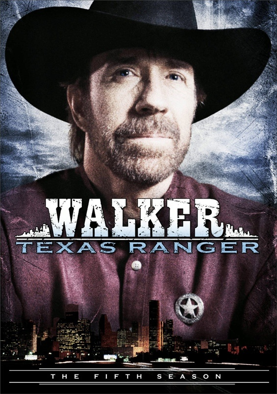 Walker Texas Ranger-was obsessed with this show!!!!!!