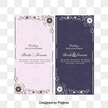 European And American Vintage Style Vector Pattern Invitation Card Pattern Wedding Greeting Cards Png Transparent Clipart Image And Psd File For Free Downl In 2020 Vector Pattern Wedding Invitation Vector Wedding