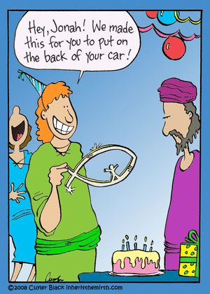 Inherit the Mirth Comic Strip, May 07, 2014 on GoComics.com