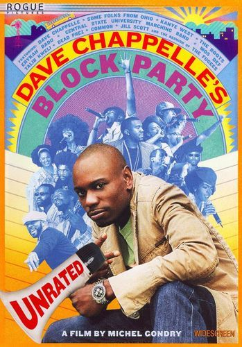 Dave Chappelle's Block Party [WS] [Unrated] [DVD] [2005]