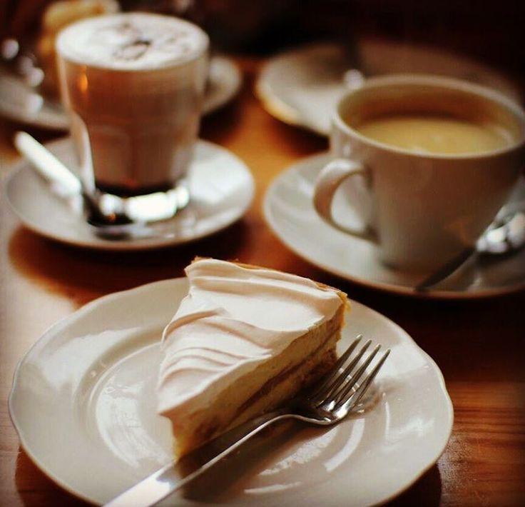 Kaffepause im Marshalls Mum Café