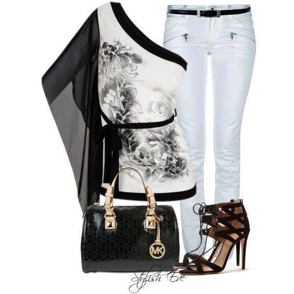 Pin by Beauret Brink on outfit Stilfulde tøjudfald  Stylish eve outfits