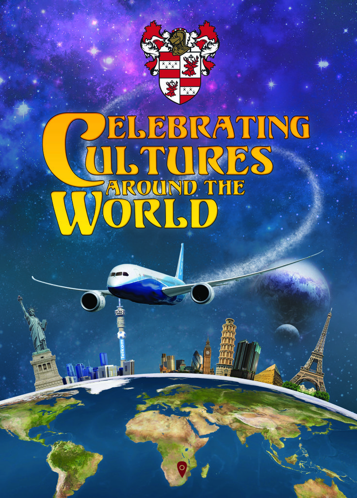 Back Cover - Theme: Countries and Cultures Around the World