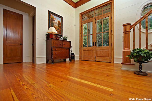 So You Chose Hardwood Floors Wood Wide Plank