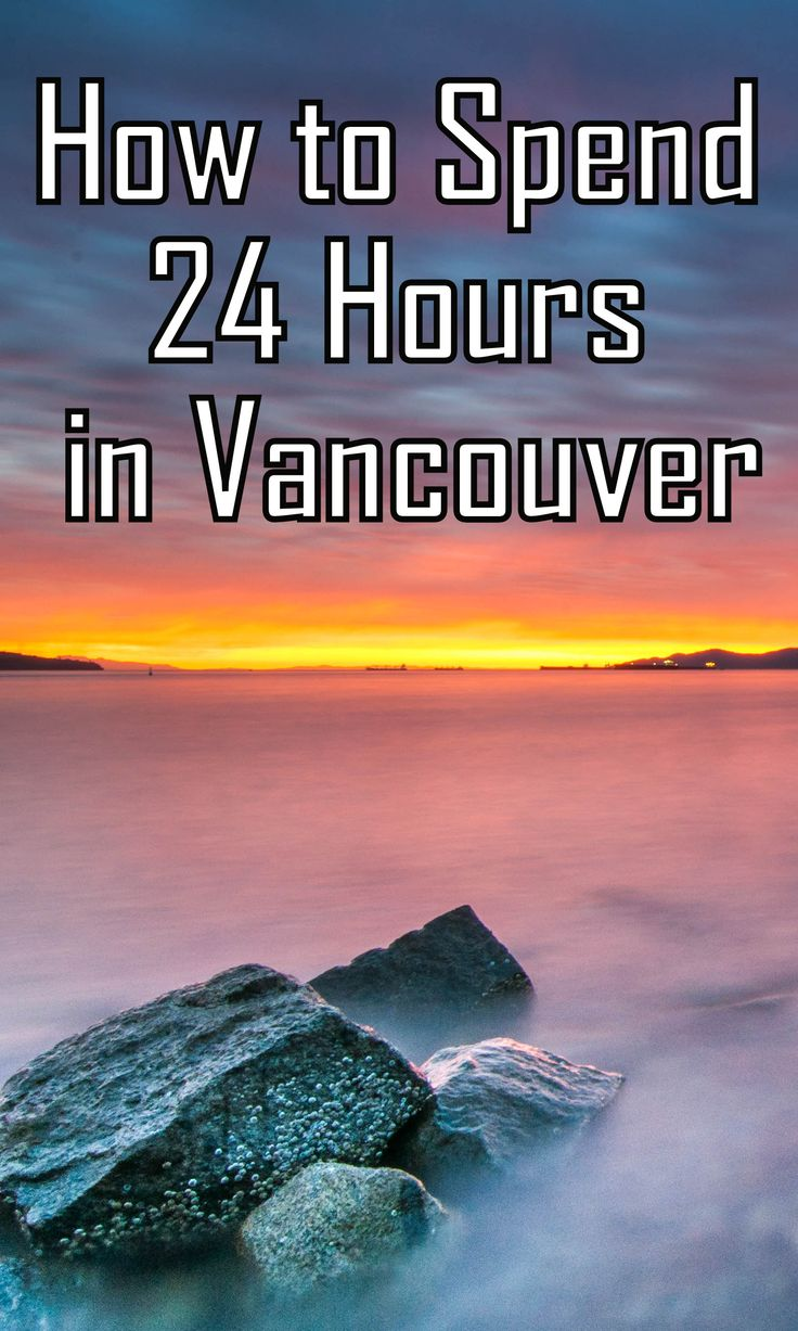 Are your travel plans bringing you through Vancouver this season? Check out these city tips and itinerary suggestions! ---> http://www.mappingmegan.com/how-to-spend-24-hours-in-vancouver-canada/