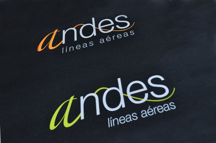 "Isologotipo / Marca ""Andes"""