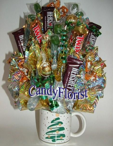 2543 best candy gift ideas images on candy bar bouquet