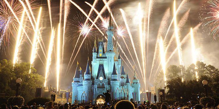 Disney World — Florida