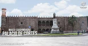 El palacio de Cortés es un palacio civil novohispano del siglo XVI, un monumento histórico ubicado en Cuernavaca, Morelos (México), ordenado construir por Hernán Cortés en los años inmediatos a la Conquista de México. Fue su residencia, después de vivir en la Ciudad de México, en donde asentó la encomienda dada al recibir el marquesado del Valle de Oaxaca