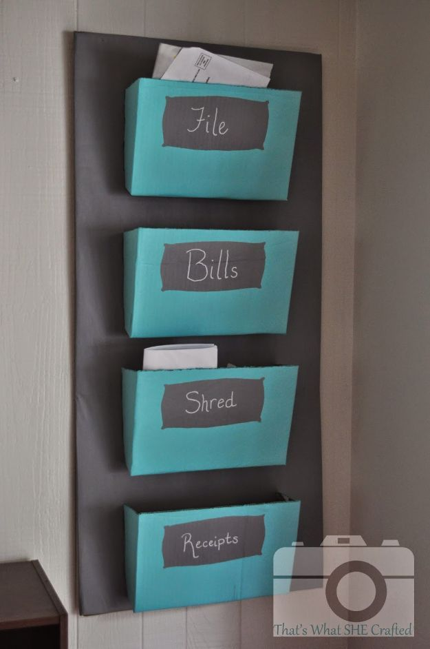 15 Creative Practical Diy Mail Organizer Ideas You Should Give A Try Diy Mail Organizer Diy Mail Mail Organizer