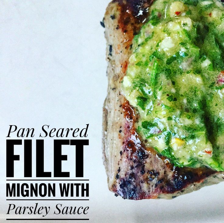 ... Filet Mignon on Pinterest | Filet Mignon, Garlic Herb Butter and