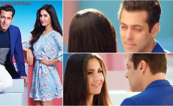 Before Tiger Zinda Hai, Salman Khan and Katrina Kaif's super romantic video is giving us the feels. See pics, video