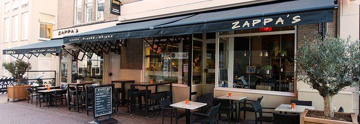 Zappa's | Italiaans restaurant arnhem