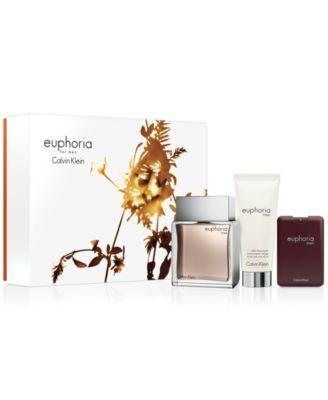Calvin Klein 3-Pc. Euphoria Men Gift Set