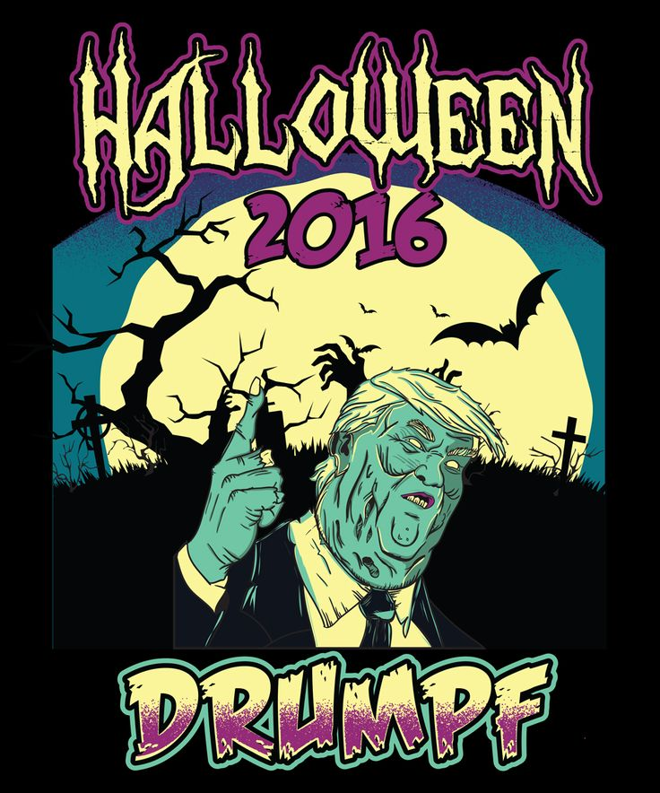 Hot new Sticker for Halloween! Scared enough to vote!