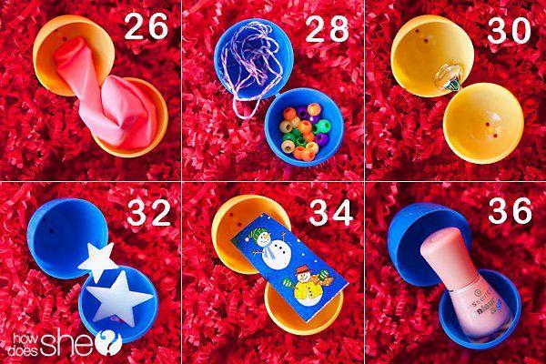 40 Egg-cellent Non-Candy Easter Egg Fillers