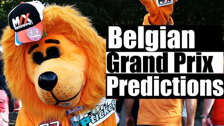 Belgian Grand Prix: Predict who will make podium at Spa    The F1 summer holiday is over, but can The Iceman cause an upset in the Belgium Grand Prix?   http://www.bbc.co.uk/sport/formula1/40987838