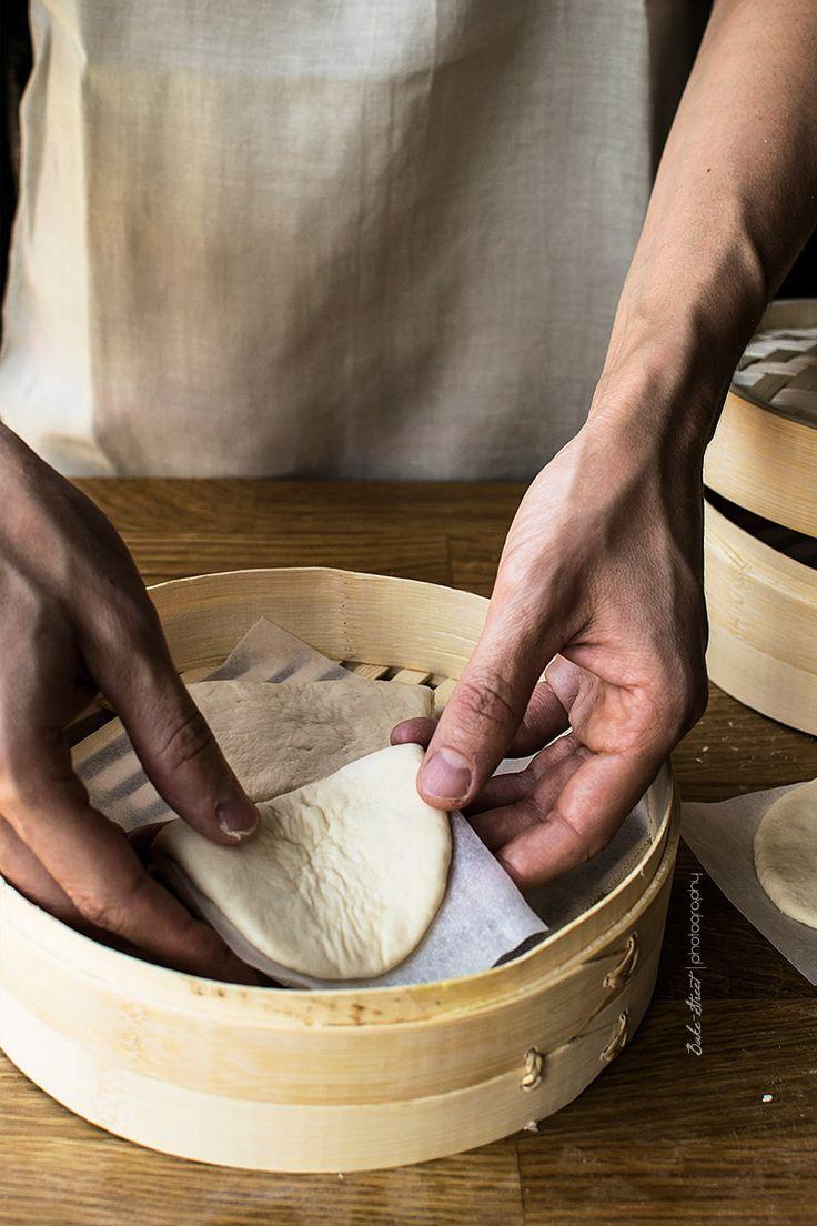 Gua Bao, pan chino al vapor - Bake-Street.com
