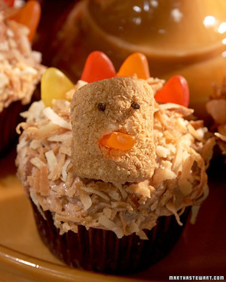 17 best ideas about thanksgiving cupcakes on pinterest for Preheat oven for turkey