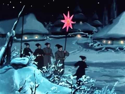 ▶ Старые советские мультфильмы: Ночь перед Рождеством. Оld cartoons: The Night Before Christmas . - YouTube