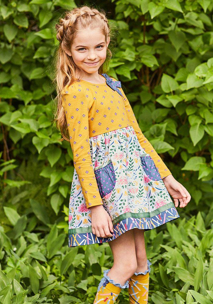 775f6a8690d Gold Star Dress - Matilda Jane Clothing