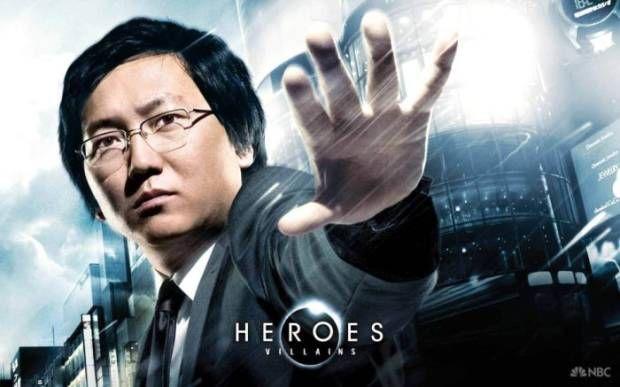 Masi Oka reprisa papel em #HeroesReborn