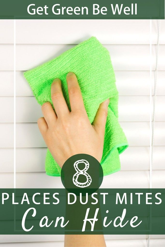 8 Surprising Places That Dust Mites Can Hide in Your Home and Cause Allergies. Are you guilty of ignoring these common places where dust mites love to thrive? Click through to uncover their secret hiding places.