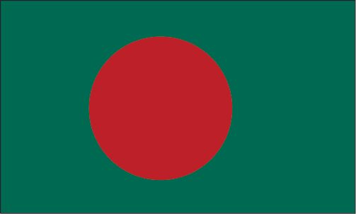 Country Flags: Bangladesh Flag
