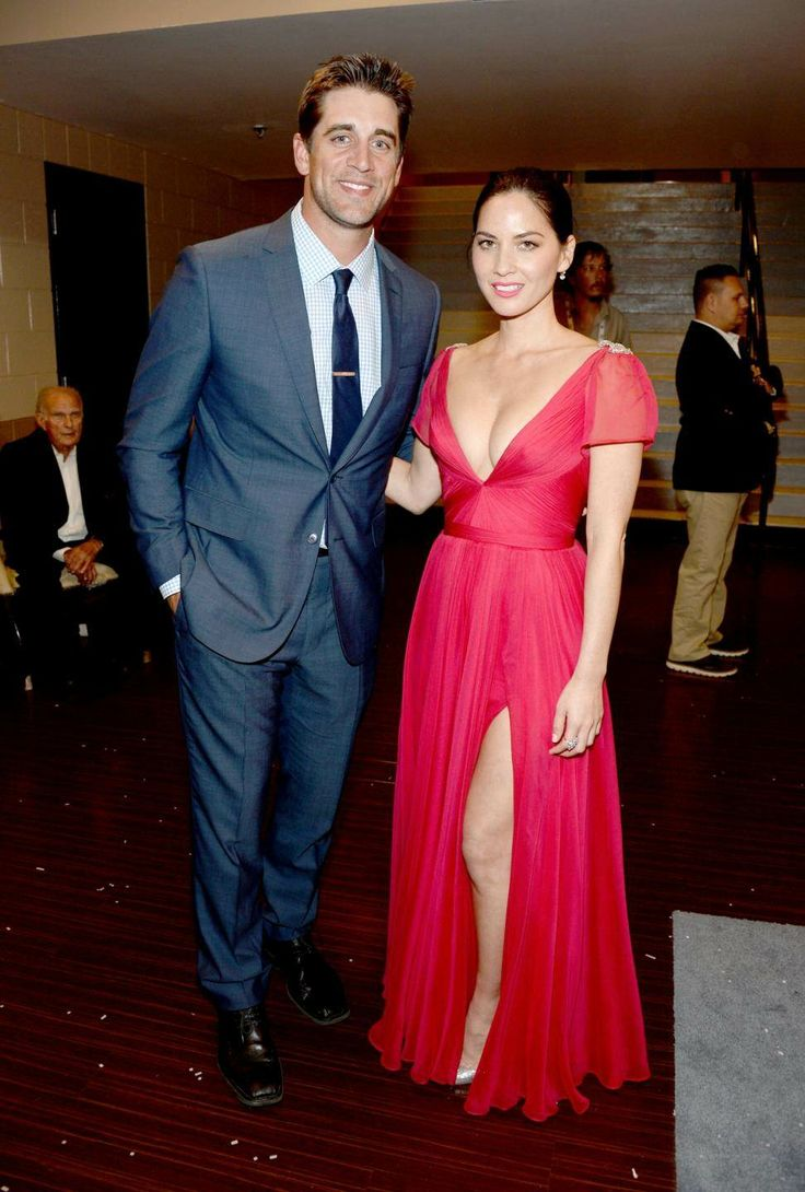 Olivia Munn dating Green Bay Packers quarterback Aaron Rodgers: report