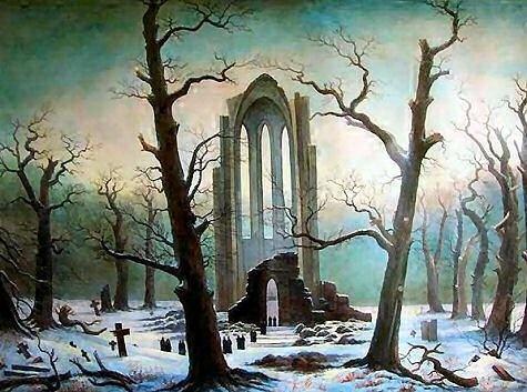 Caspar David Friedrich Paintings Prints Fine Art