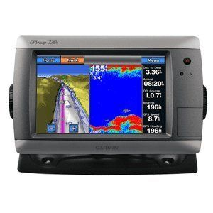 Garmin GPSMAP 720S GPS Chartplotter w/Sounder by Garmin. Save 78 Off!. $1066.04. With their wide panoramic displays these affordable new systems bring fully menu-driven touchscreen control and radar interface to a pact standalone chartplotter. They are a great value for any boat or budget. The GPSMAP 700 series features a sleek 7-inch WVGA color display and a built-in high-sensitivity GPS receiver. Full NMEA 2000 connectivity is offered for engine fuel VHF autopilot and other data…