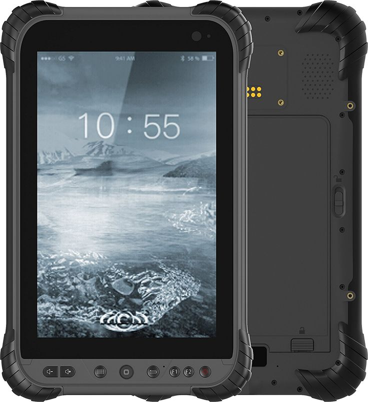 Sincoole 8 Inch 450nits Android 7 0 Dual Sim Standby 3gb 32gb Rugged Tablet Pc St84 Lcd8 Ips 1280 800 450nitscompitable 1920 1200 Touch