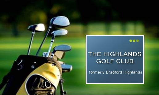 The Highlands Golf Club -- Deal: Buy one round of regular priced golf, get one round free.