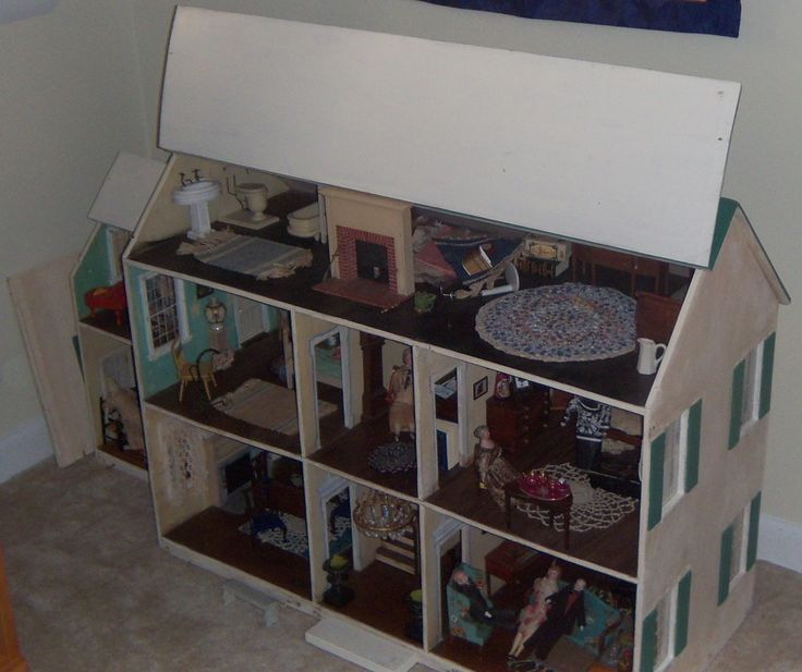 An American Collector finds her favorite American Dollhouse: Tynietoy, an introduction¿ by Carol Morehead - Dolls' Houses Past & Present