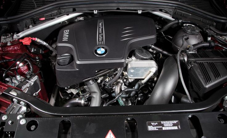 2013 BMW X3 Used Engine Description Gas Engine F25 X3