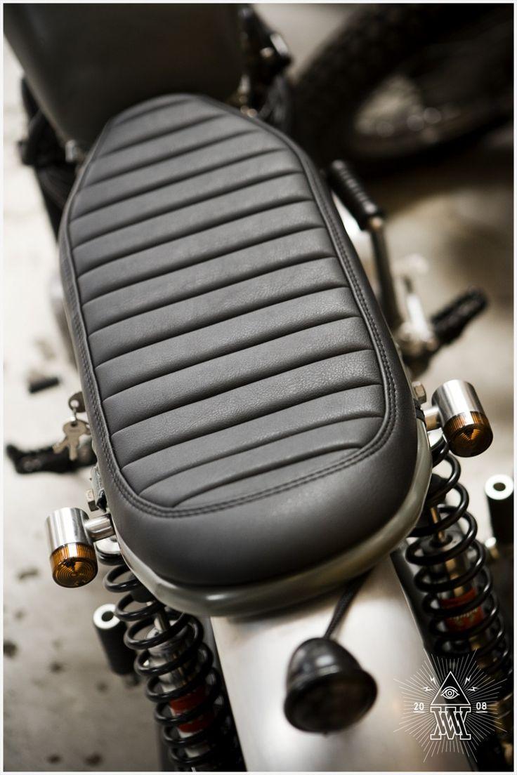 MONKEE #30 - Yamaha XS 650 seat study
