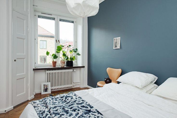 Bilderesultat for linblå soverom