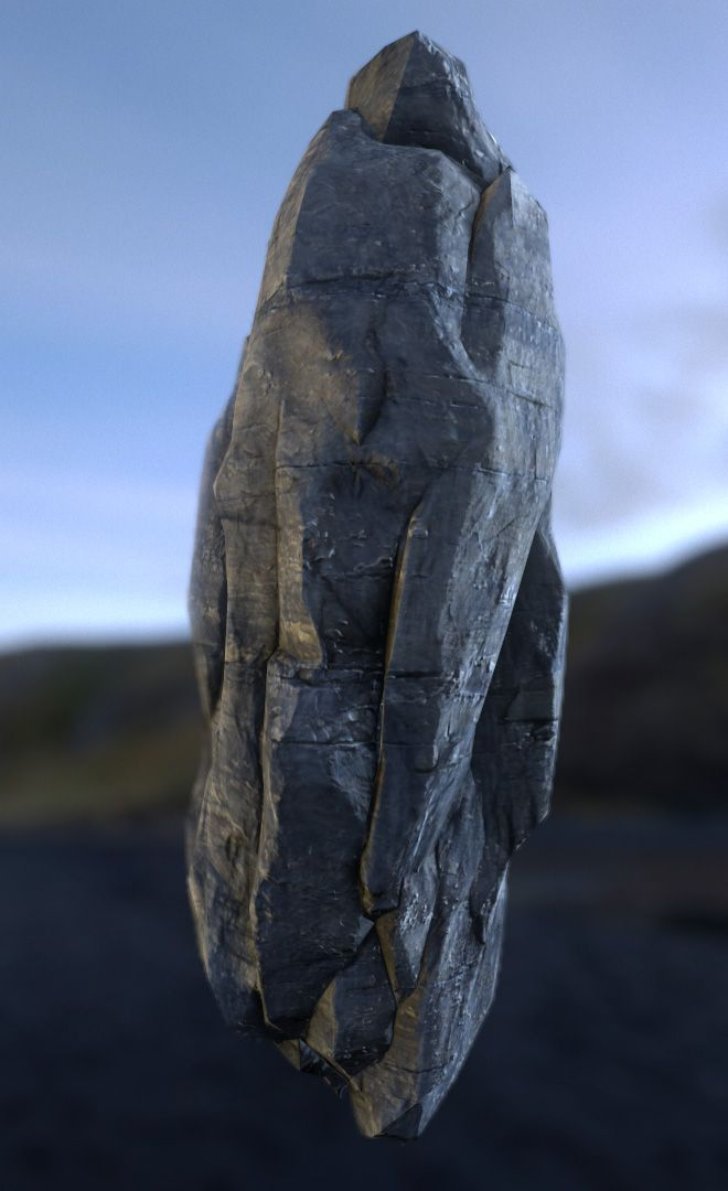 Rawk - Post any rocks you make here! - Page 10 - Polycount Forum