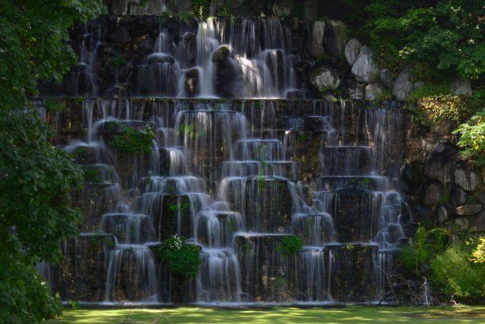 7. Great Falls, Hillsborough