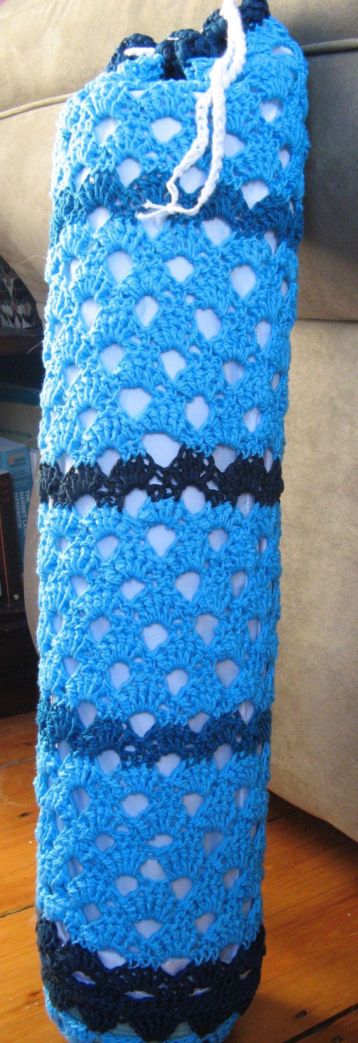 121 best crochet yoga mats straps socks fitness patterns crochet yoga mat bag bankloansurffo Gallery