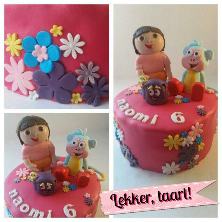 Dora taart.