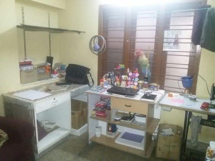 My working room
