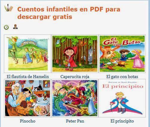 Cuentos infantiles en PDF para descargar gratis   EDUCACION INFANTIL.