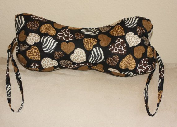 Neck Pillow Great for travel or home by SimpleSouthernCharm,