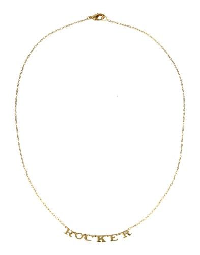 Necklaces by TOM Binns, Women's, Gold
