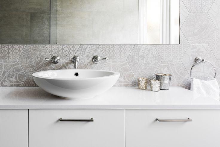 Sandringham Renovation - Master Bathroom :: Designed by Eat Bathe Live
