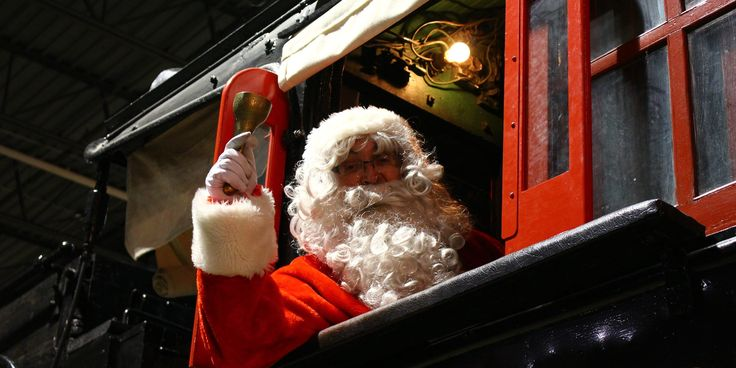 Discover the magic of Christmas from storytelling to a craft workshop for children. Hunt for hidden Christmas stockings tucked away throughout the Grand Gallery. Mail your Letter to Santa from the mail car and visit him.