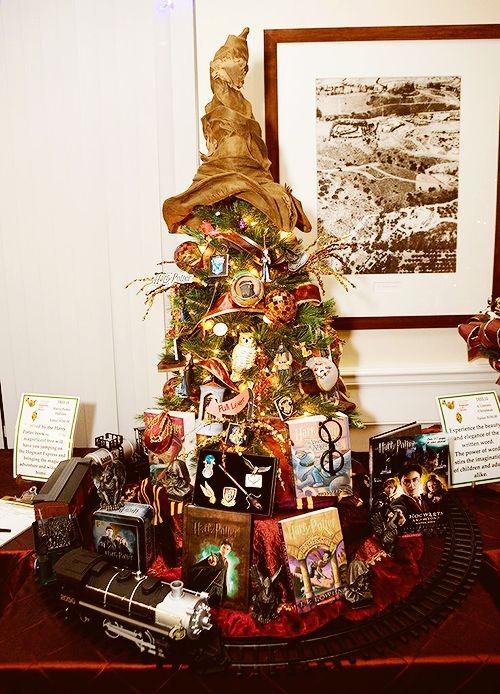 Harry potter tree