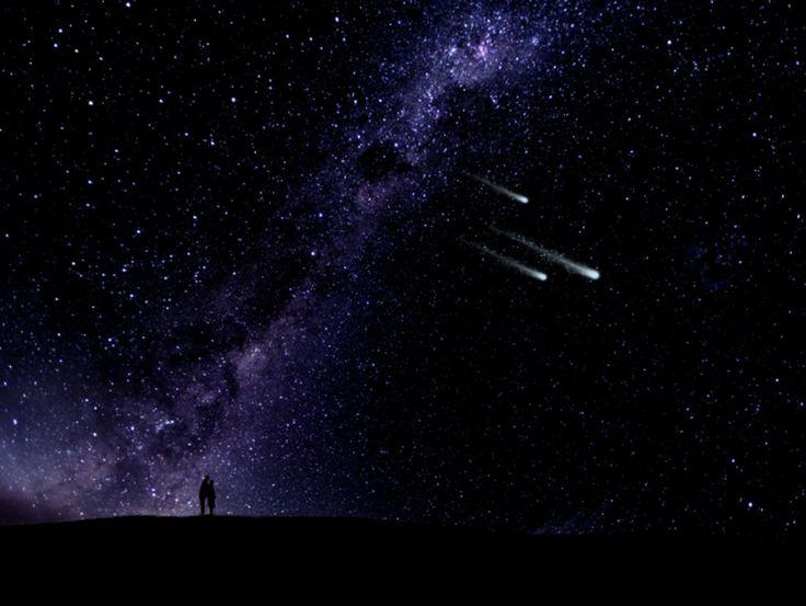 Starry Night Sky Wallpaper | STARRY NIGHT, COUPLE, NIGHT, SKY, STARS